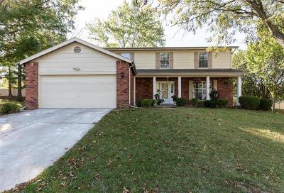Ballwin Single Family Home For Sale: 527 Lering Ct