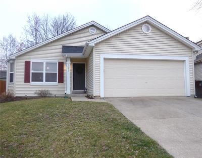 ST CHARLES Single Family Home For Sale: 5063 Danielle Drive