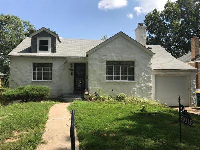 St Louis Single Family Home For Sale: 3018 Capehart
