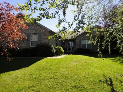 Smithton Single Family Home For Sale: 4933 Granite Drive