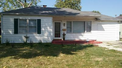 East St Louis IL Single Family Home For Sale: $24,650