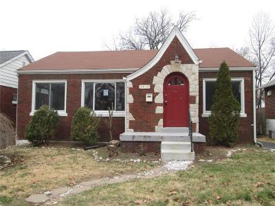 St Louis Single Family Home For Sale: 3449 Charlack Avenue