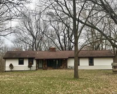 Lebanon Single Family Home Contingent No Kickout: 11228 Hagemann Road