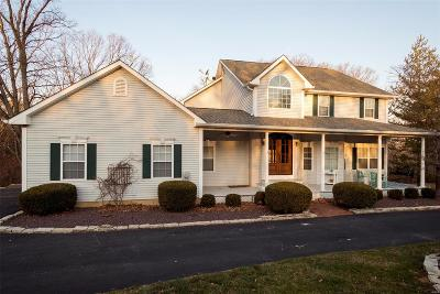 Wildwood Single Family Home For Sale: 1803 Wild Horse Creek