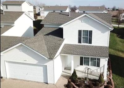 Wentzville Single Family Home Contingent No Kickout: 409 Carrollton Drive