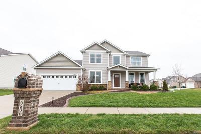 O'Fallon Single Family Home For Sale: 6800 Norfolk