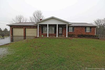 Bonne Terre Single Family Home For Sale: 3839 Cedar Run