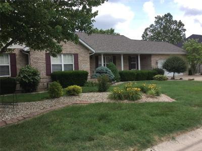 Collinsville Single Family Home For Sale: 208 Glenmoor