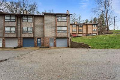 Collinsville Condo/Townhouse For Sale: 622 Arrowhead Drive