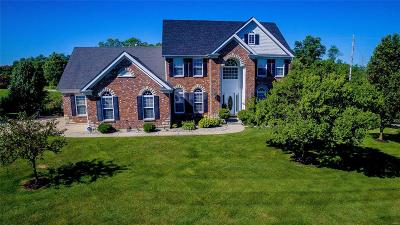 Franklin County Single Family Home For Sale: 488 Ridge Meadow Lane