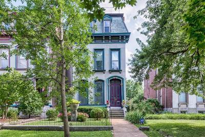 Lafayette Square Single Family Home For Sale: 2332 Park Avenue