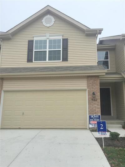 Mehlville Condo/Townhouse For Sale: 5176 Suson Ridge Drive