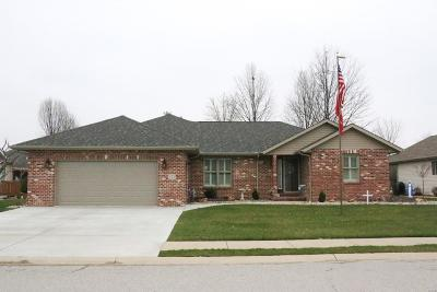 Highland Single Family Home For Sale: 275 North Porte Drive