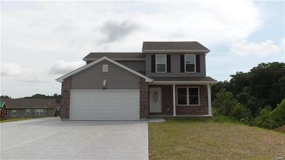 Pevely Single Family Home For Sale: 431 Pevely Heights Drive
