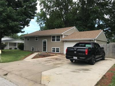 Fairview Heights Single Family Home For Sale: 217 Wendell Court
