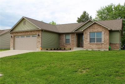 Farmington Single Family Home For Sale: 1555 Coyote Street