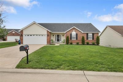 Single Family Home Option: 1345 Cypress Hollow
