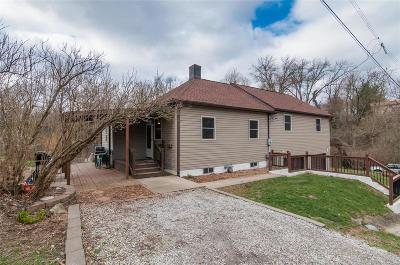 Collinsville Single Family Home For Sale: 314 West Washington Street