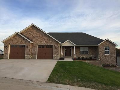 Franklin County Single Family Home For Sale: 2205 Wind Crest Court