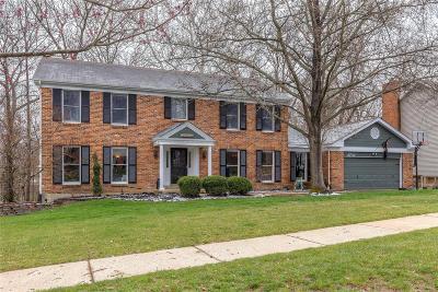 Wildwood Single Family Home For Sale: 2732 Autumn Run