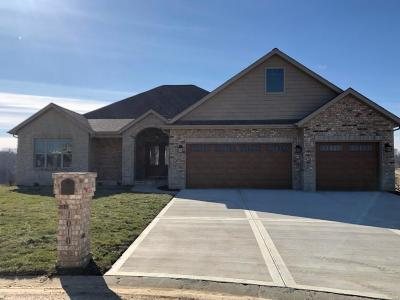 Caseyville New Construction Option: 1010 Crows Nest Nc Court