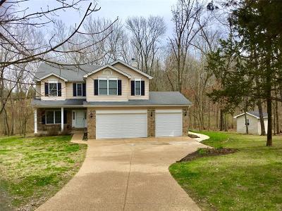 Washington Single Family Home For Sale: 5284 Woodland