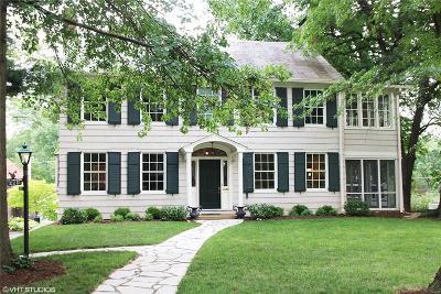 Single Family Home For Sale: 220 Blackmer