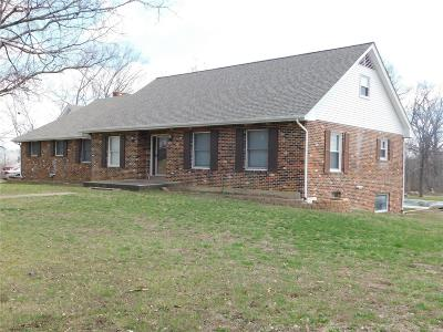 Lincoln County Single Family Home For Sale: 1692 Highway 47 West