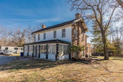 Bridgeton Single Family Home For Sale: 3170 Fee Fee