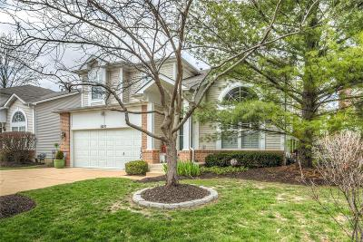Chesterfield Single Family Home For Sale: 15207 Cambridge Terrace Court