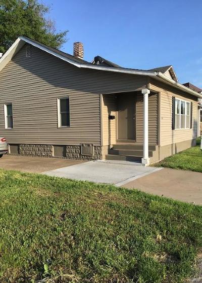 Granite City Single Family Home For Sale: 3014 Nameoki Road