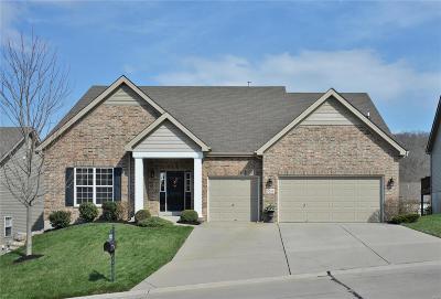 Eureka Single Family Home For Sale: 5244 Mirasol Manor