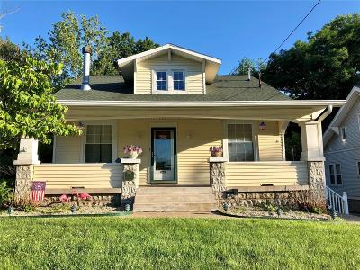 Single Family Home Active Under Contract: 2123 College Avenue