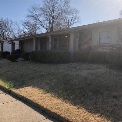 Single Family Home For Sale: 11283 Stonymont