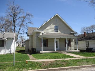 Lincoln County, Warren County Single Family Home For Sale: 414 North 3rd Street