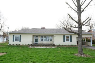 Park Hills, Desloge Single Family Home For Sale: 301 North Carter