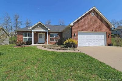 Cape Girardeau County Single Family Home For Sale: 2656 Copperfield Court
