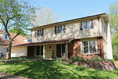 Chesterfield Single Family Home For Sale: 1314 Saltbox Drive