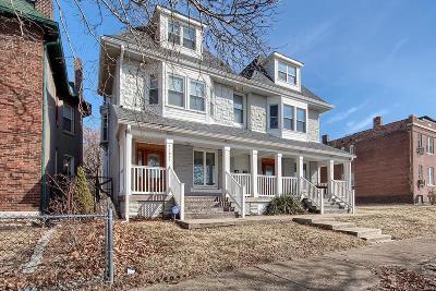 St Louis Multi Family Home For Sale: 4167 Washington Boulevard