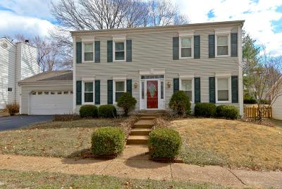 Chesterfield Single Family Home For Sale: 2336 Sportsmen Hill Drive
