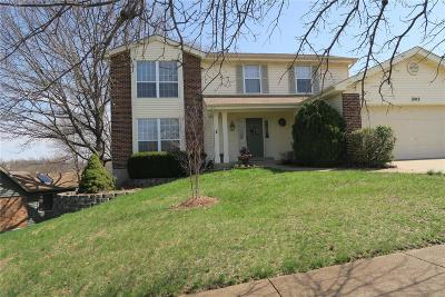 Single Family Home For Sale: 3013 Olde Post