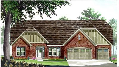 O'Fallon Single Family Home For Sale: 408 Gatehouse Circle