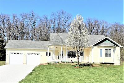 Catawissa Single Family Home Contingent No Kickout: 326 Cedar Brook Road