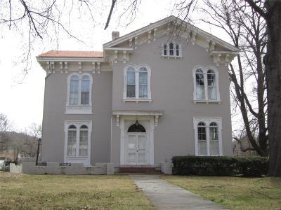 Louisiana Single Family Home For Sale: 1210 Georgia Street