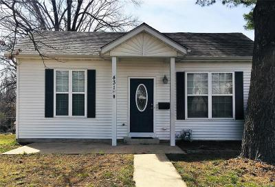Collinsville Single Family Home For Sale: 431 North Center