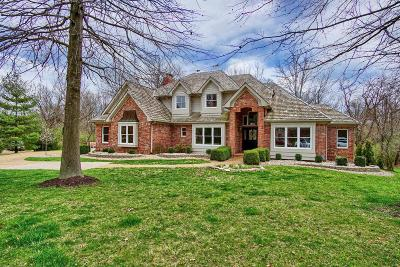 Edwardsville Single Family Home For Sale: 102 Friars Lane