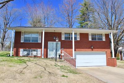 Single Family Home For Sale: 125 Lake Forest Drive