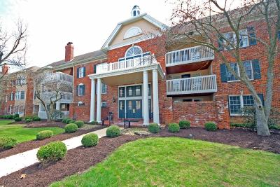 Chesterfield Condo/Townhouse For Sale: 207 Ambridge Court #204