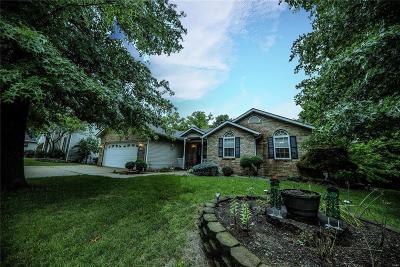 Troy Single Family Home For Sale: 109 Fairington Drive