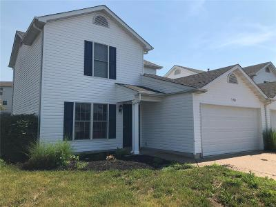 Wentzville Single Family Home For Sale: 709 College Park Drive